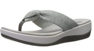 CLARKS Women's Arla Glison Flip Flop – $36.47 Shipped! Best Price!