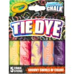 Tie Dye Sidewalk Chalk Only $5.59!