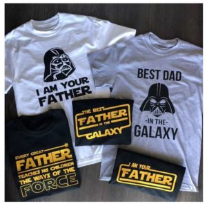 Father's Day Space Inspired Tees Only $12.99!