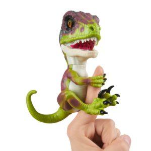 Pre-Order the Fingerlings Baby Raptor Dinosaur for $22!!