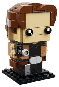 LEGO BrickHeadz Han Solo Building Kit Only $4.49! Best Price!