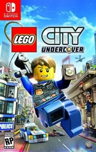 LEGO City Undercover – Nintendo Switch Only $17.99!