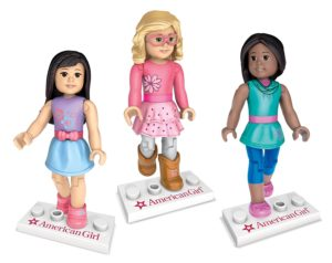 **HOT** Mega Construx American Girl Figurine Uptown Style Collection Only $4.83 (Reg. $14)!