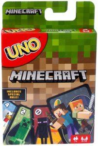Minecraft Uno Game Only $7.99!