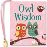 Owl Wisdom Mini Quotations Book Only $5.95!