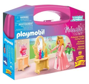 PLAYMOBIL Princess Vanity Carry Case Only $4.47!