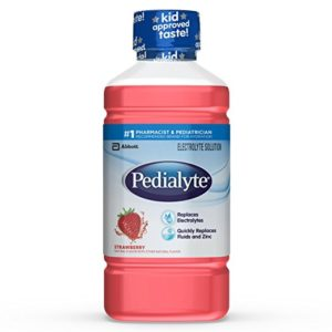 Pedialyte Electrolyte Solution, 1 Liter Only $2.02!