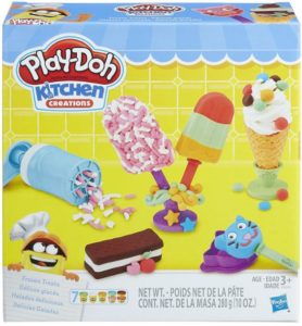 Play-Doh Kitchen Creations Frozen Treats Only $9.96! Lowest Price!