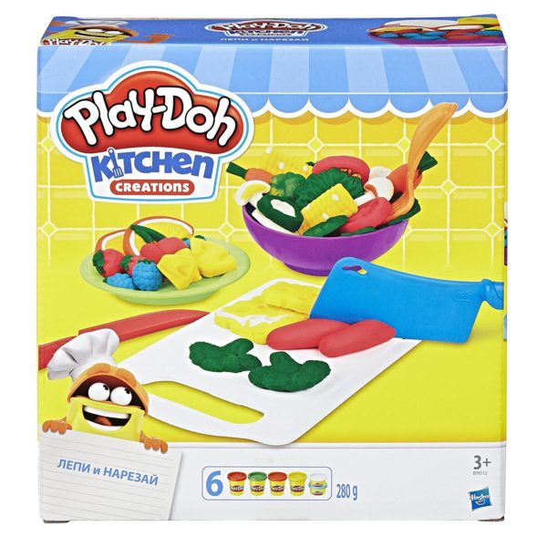 Play-Doh Shape N Slice Set