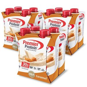 Premier Protein 30g Protein Shake, 12 Count as low as $14.16 Shipped!