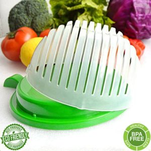 Salad Cutter Bowl Only $10.50! Best Price!