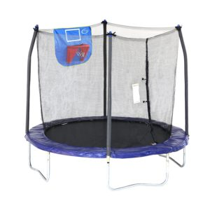 Skywalker Trampolines Jump N' Dunk Trampoline with Safety Enclosure – $129.49 Shipped!