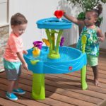 Step2 Summer Showers Splash Tower Water Table - $40.28 Shipped!