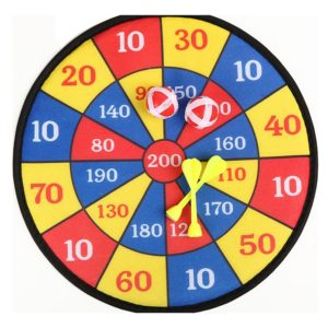 Velcro Ball Dart Board Only $6.86 + FREE Shipping! Best Price!