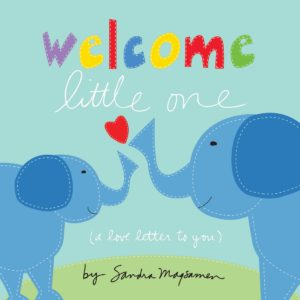 Welcome Little One Board Book Only $4.47!