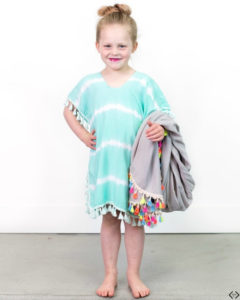 Cents of Style Kids Kimonos and Ponchos Only $8.00 each Shipped! (was $19.95)
