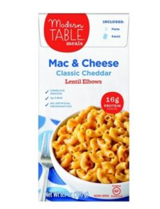 FREE Modern Table Mac & Cheese and Meal Kits at Target!