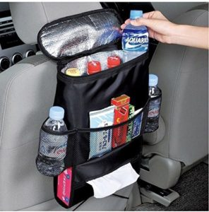 Back Seat Snack Car Organizer with Cooler Only $8.99! Best Price!