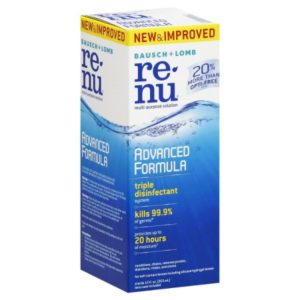 Target: Bausch+Lomb ReNu Advanced Solution Only $1.87!