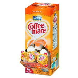 Coffee-mate Hazelnut Creamer (Box of 50) Only $5.39!