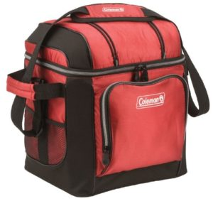 Coleman 30-Can Soft Cooler With Hard Liner Only $15.95! Best Price!