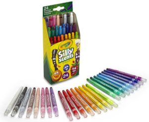 Crayola Silly Scents Mini Twistables Scented Crayons 24-Count as low as $3.99!