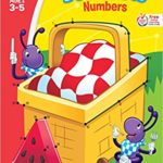 Dot-to-Dots Numbers Workbook Only $2.99!