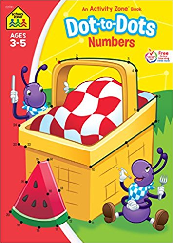 Dot to dots numbers workbook only 267 become a coupon queen dot to dots numbers workbook altavistaventures Image collections
