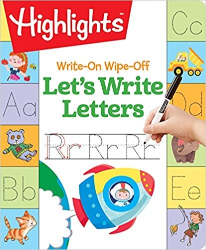 Write Letters Book
