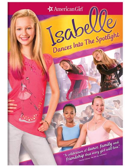 American Girl: Isabelle Dances into the Spotlight DVD