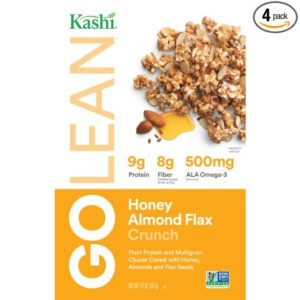 Kashi Go Lean Crunch Cereal as low as $2.23 per Box! Best Price!
