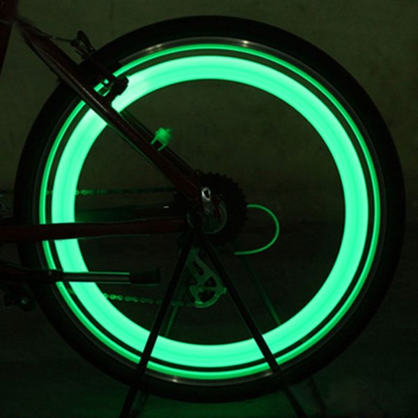 Bike Tire Spoke Lights