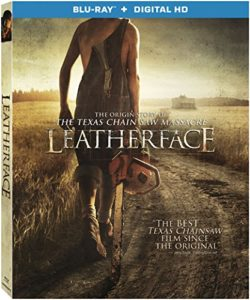 Leatherface Blu-Ray + Digital HD Only $7.99!