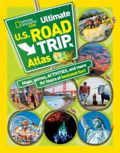 National Geographic Kids Ultimate U.S. Road Trip Atlas – $4.00!