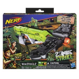 Nerf Zombie Strike Wrathbolt Only $8.42!