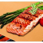 Set of 4 Nonstick Copper Grill Mats Only $7.49!