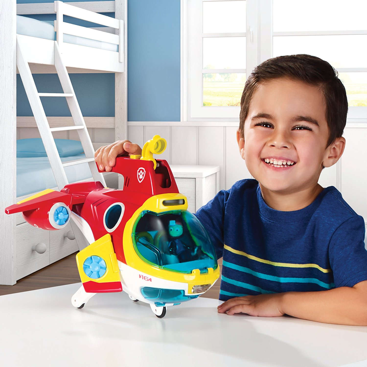 PAW Patrol Sub Patroller Transforming Vehicle – $22.99! Best Price!