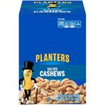 Planters Cashews, Salted, Single Serve Bags (Pack of 18) as low as $9.88!