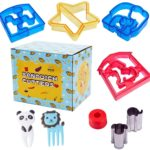 Sandwich, Fruit and Cheese Cutters Only $5.99!