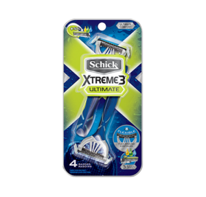 Walgreens: Schick Xtreme3 Ultimate Razors Only $2.00!