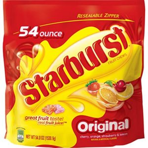 Starburst Original Big Bag 54 oz as low as $6.71 Shipped!