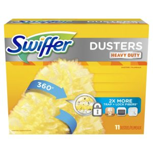 Swiffer 360 Dusters, Heavy Duty Refills, 11 Count as low as $7.17 Shipped!