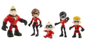The Incredibles 2 Family 5-Figure Pack Only $5.03! Lowest Price!