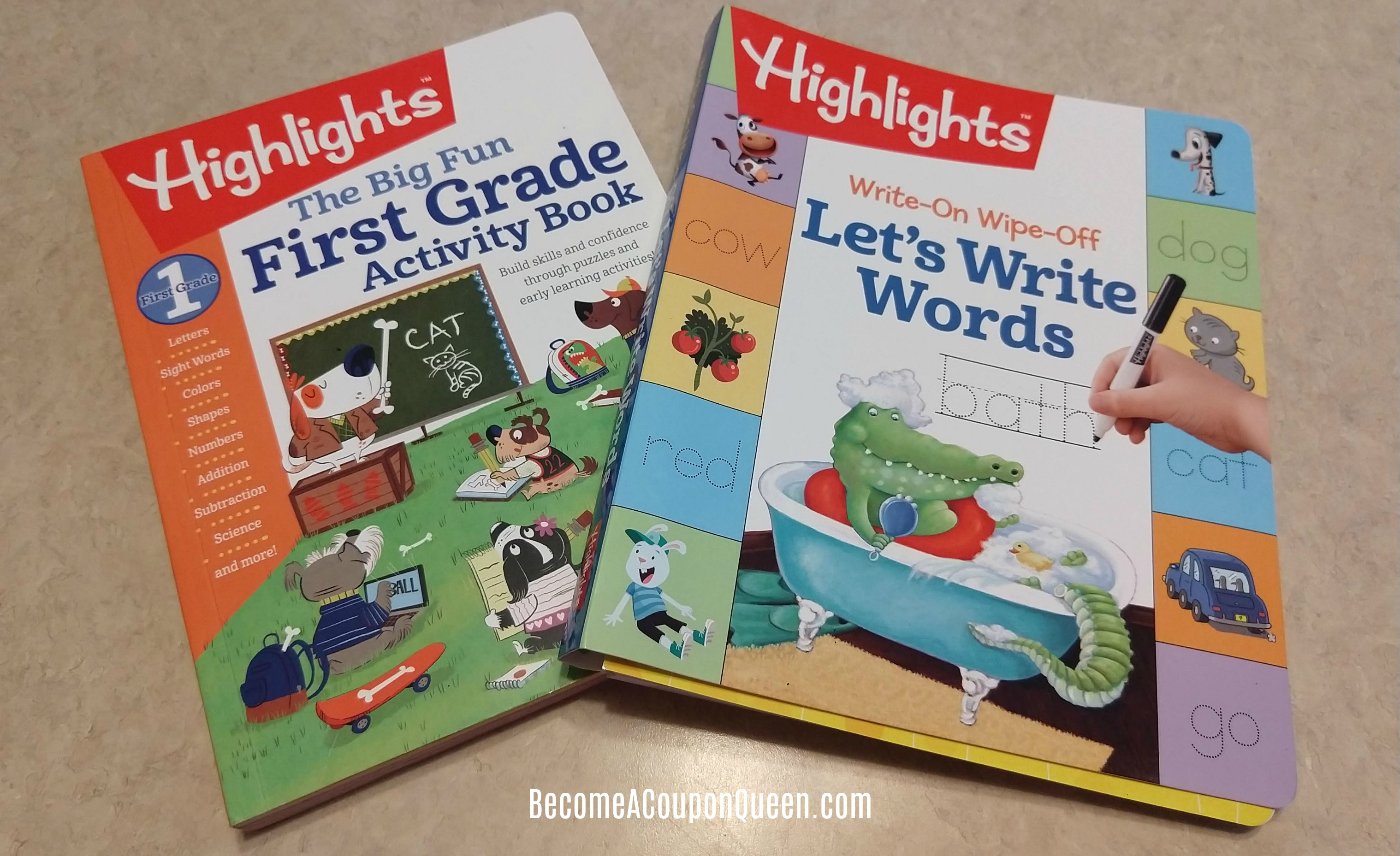 Keep Your Kids Learning This Summer with Highlights Activity Books (+ Printable!)