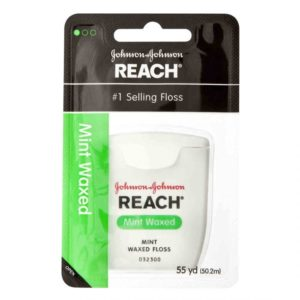 FREE Reach Mint Waxed Floss! No Coupons Needed!