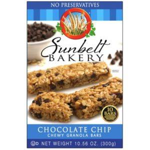 Walmart: Sunbelt Bakery Granola Bars 10ct Only $1.13!