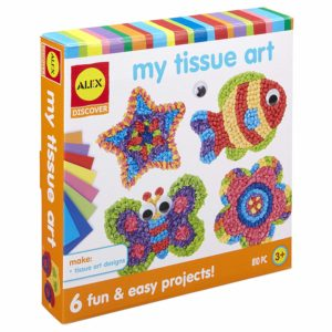 ALEX Discover My Tissue Art Only $7.74!