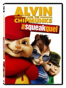 Alvin and the Chipmunks: The Squeakquel Single Edition DVD Only $3.99!