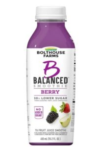 FREE Bolthouse B Balanced Smoothies at Kroger!