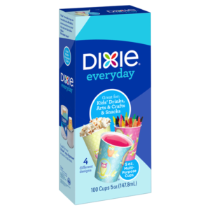 Meijer: Dixie Everyday Multi-Purpose Paper Cups as low as $1.49!